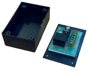 DTR001 Timer relay; Re-locking timer 2 to 40 seconds