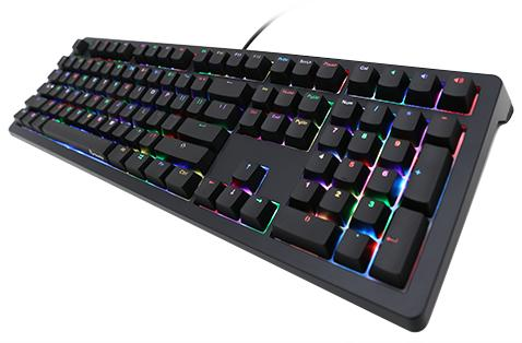 Ducky Shine 5 RGB LED Mechanical Keyboard (Cherry RGB Blue/Brown/Red)