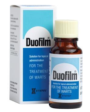 Duofilm Solution (15ml) (Warts, Corns & Calluses)