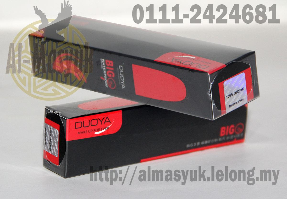 Duoya Mascara : Che Ta Mascara Eyelashes waterproof Make In Korea