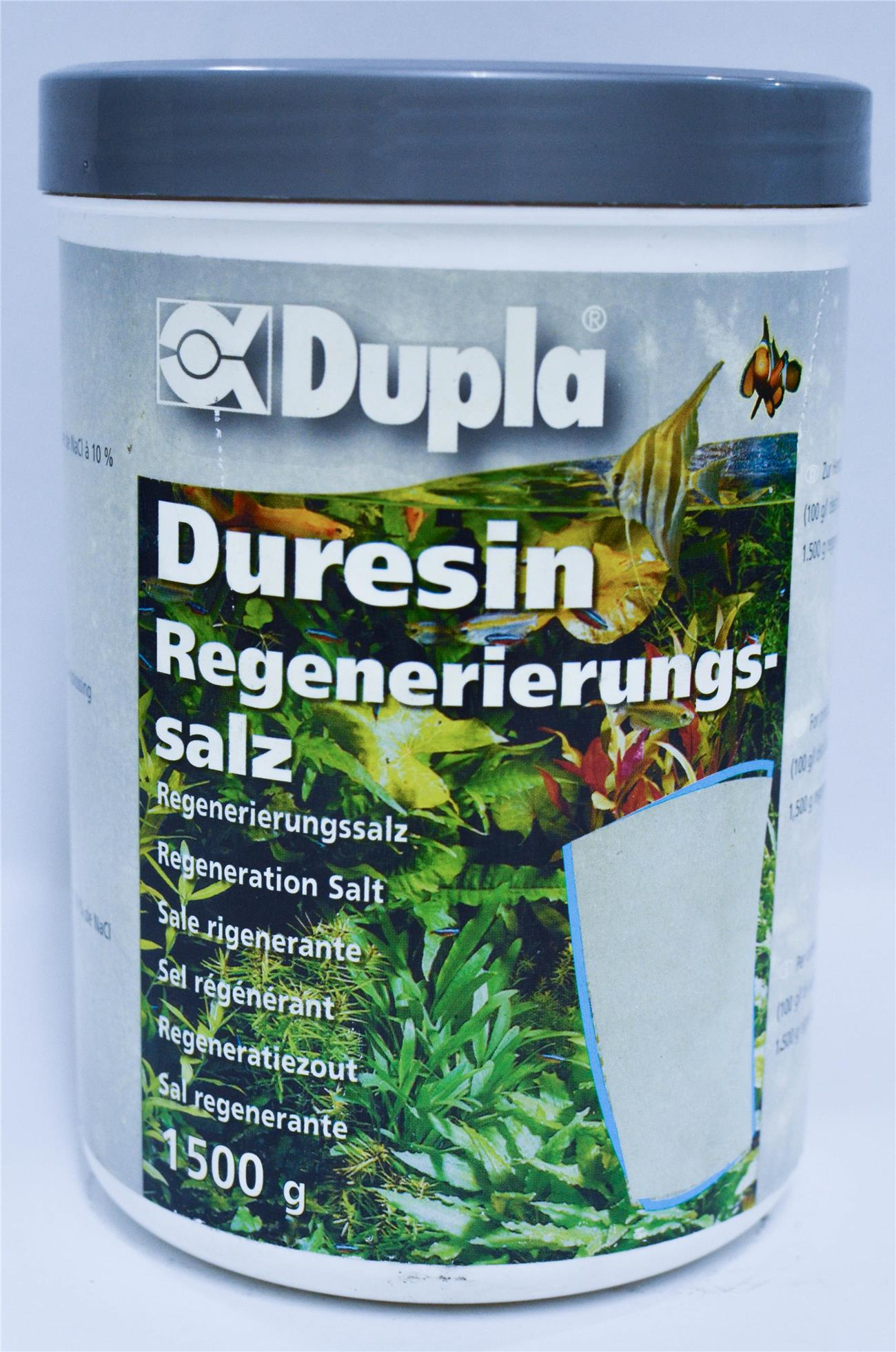Dupla Duresin Regenerating Salt 1500g