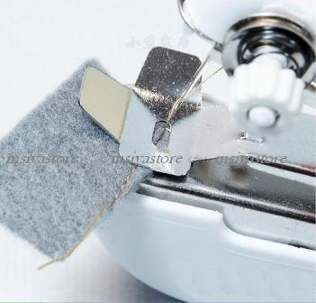 Durable & Portable Mini Sewing Machine: Now Fix Your Clothing Anytime