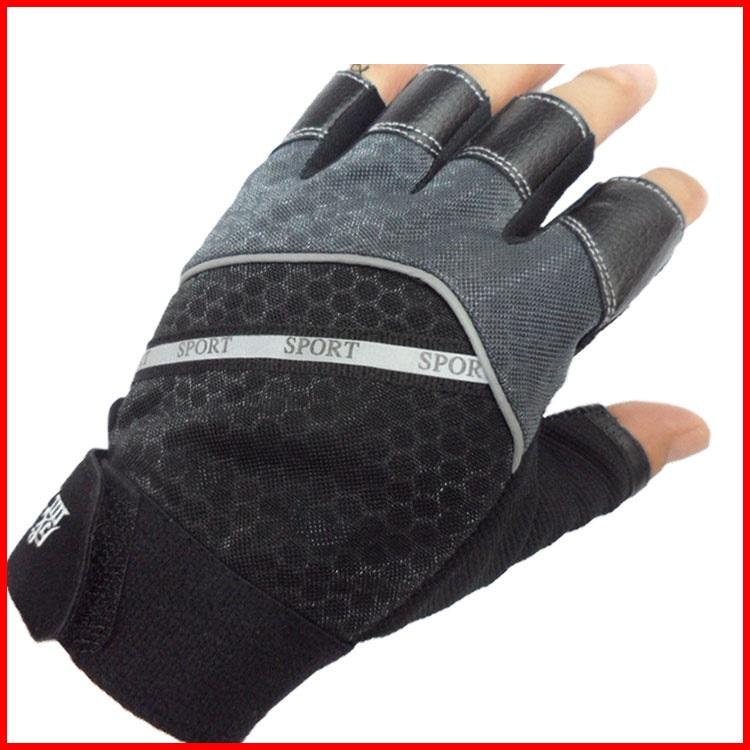 Durable Workout/Motorcycle Hand Glove