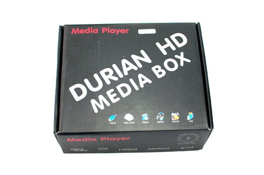 Durian HD IPTV Box - Perfect Combination of TV Box & Media Player