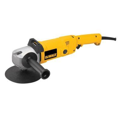 DW849 7' DEWALT ELECTRONIC POLISHER (1 YEAR DEWALT WARRANTY)