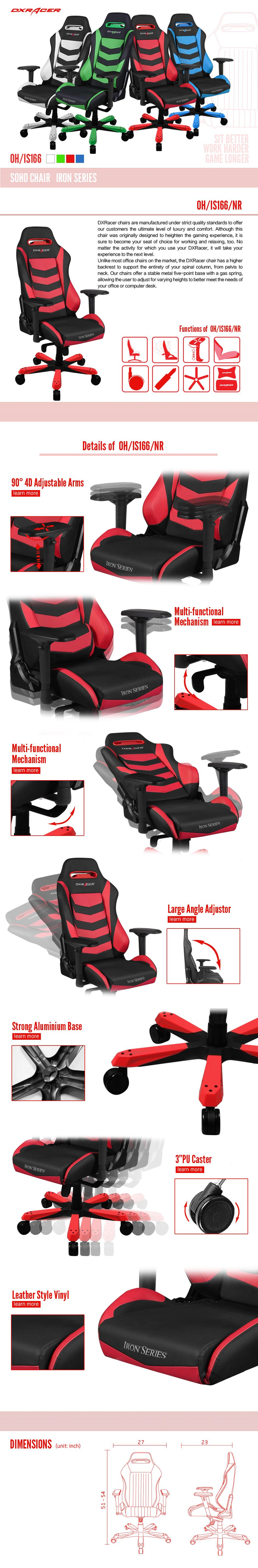 DXRacer Iron Series Soho Chair OHI end 2212018 415 PM : dxracer iron series soho chair is166 nb desktop office gamehypermart 1602 22 gamehypermart46 Office <strong>Desk Chairs</strong> from www.lelong.com.my size 940 x 5708 jpeg 561kB