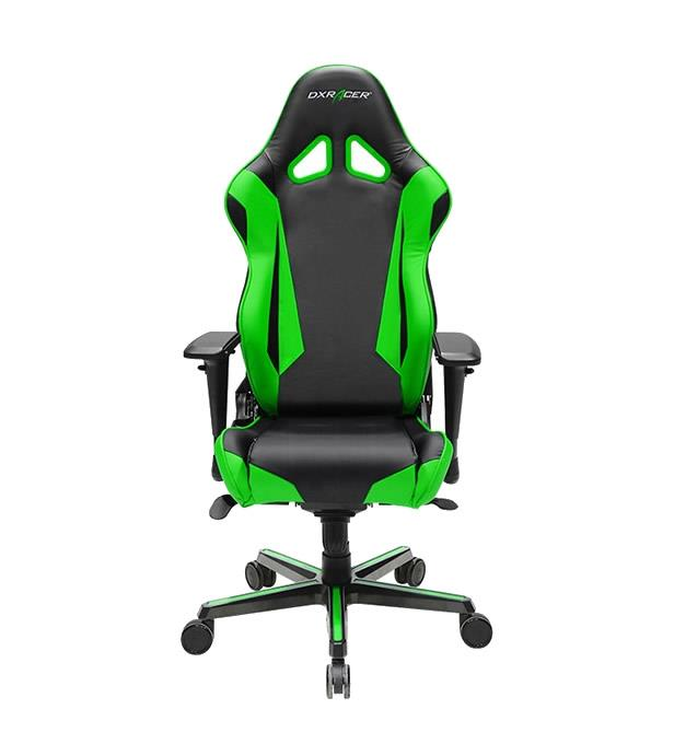 DXRACER RACING SERIES GAMING CHAIR OH/RZ0/NE (GREEN)