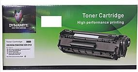 DYNAMITE LASER TONER CARTRIDGE FOR CE285A / CB435A / 325 / 312