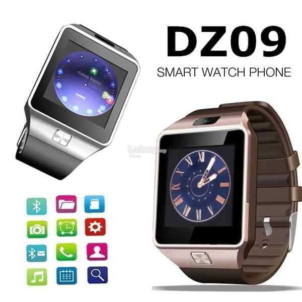 Dz09 smart watch with facebook whats end 9 13 2016 2 15 am for Smart pic for facebook