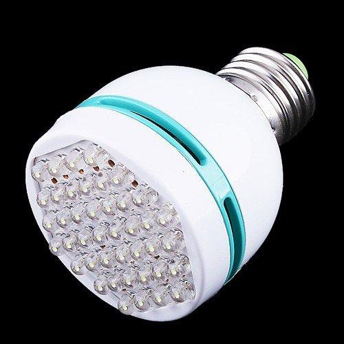 E27 3W 42 LED White Light Screw Bulb Energy Saving LampA