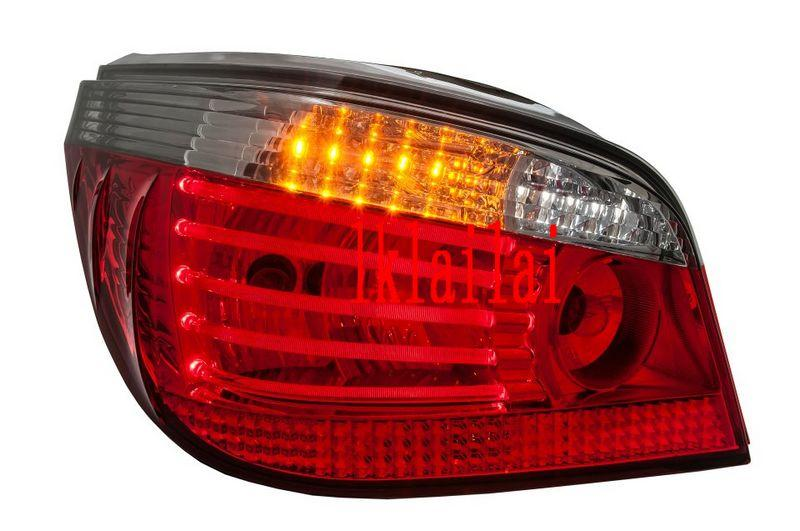 EAGLE EYES BMW E60 '04 LED Tail Lamp [LCI] [RED/SMOKE] [TL-012-BMW-5]