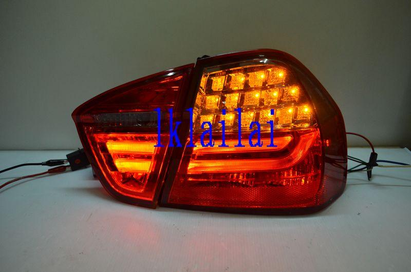 Eagle Eyes BMW E90 '06-09 4D Tail Lamp HUGE GCI LIGHT BAR [TL-022-BMW-
