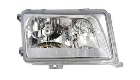 EAGLE EYES E-W124 '85-93 Crystal Head Lamp+Corner Lamp HL-005-BENZ