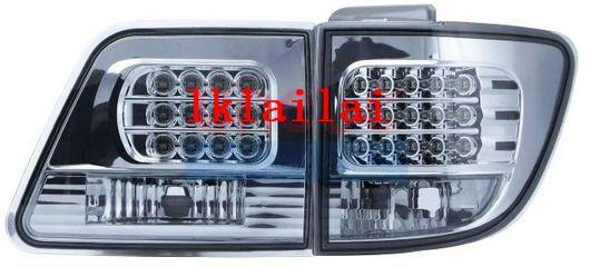 EAGLE EYES FORTUNER Crystal LED Tail Lamp [TL-060]