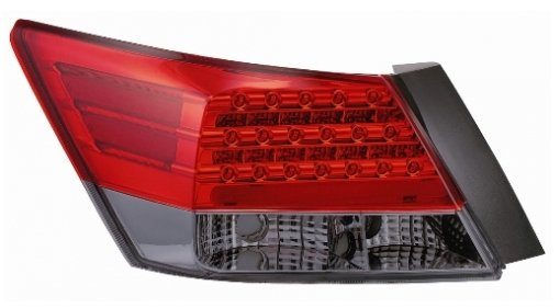 EAGLE EYES HONDA ACCORD 4D '08 RED/SMOKE LED Tail Lamp [TL-147-2]