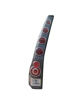 EAGLE EYES HONDA CRV '01 - '03 3D BLACK TAIL LAMP [TL-035]