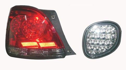 EAGLE EYES LEXUS GS300/400 '98-05 LED Tail/BackLamp TL-131 / TL-131-R