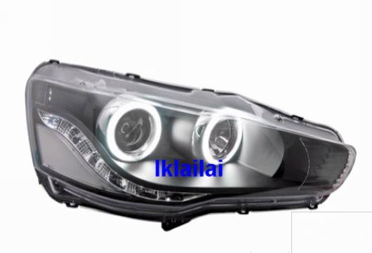 Eagle Eyes MITSHUBISHI LANCER FORTIS/ INSPIRA Head Lamp [HL-128]