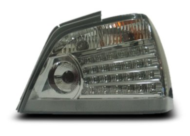 EAGLE EYES PROTON WAJA '01-07 FULL SMOKE/LIGHT LED Tail Lamp TL-101-2