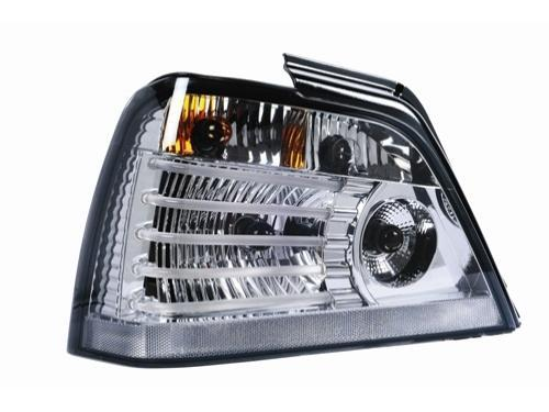 EAGLE EYES PROTON WAJA Smoke CGI LED Tail Lamp [TL-101-3]