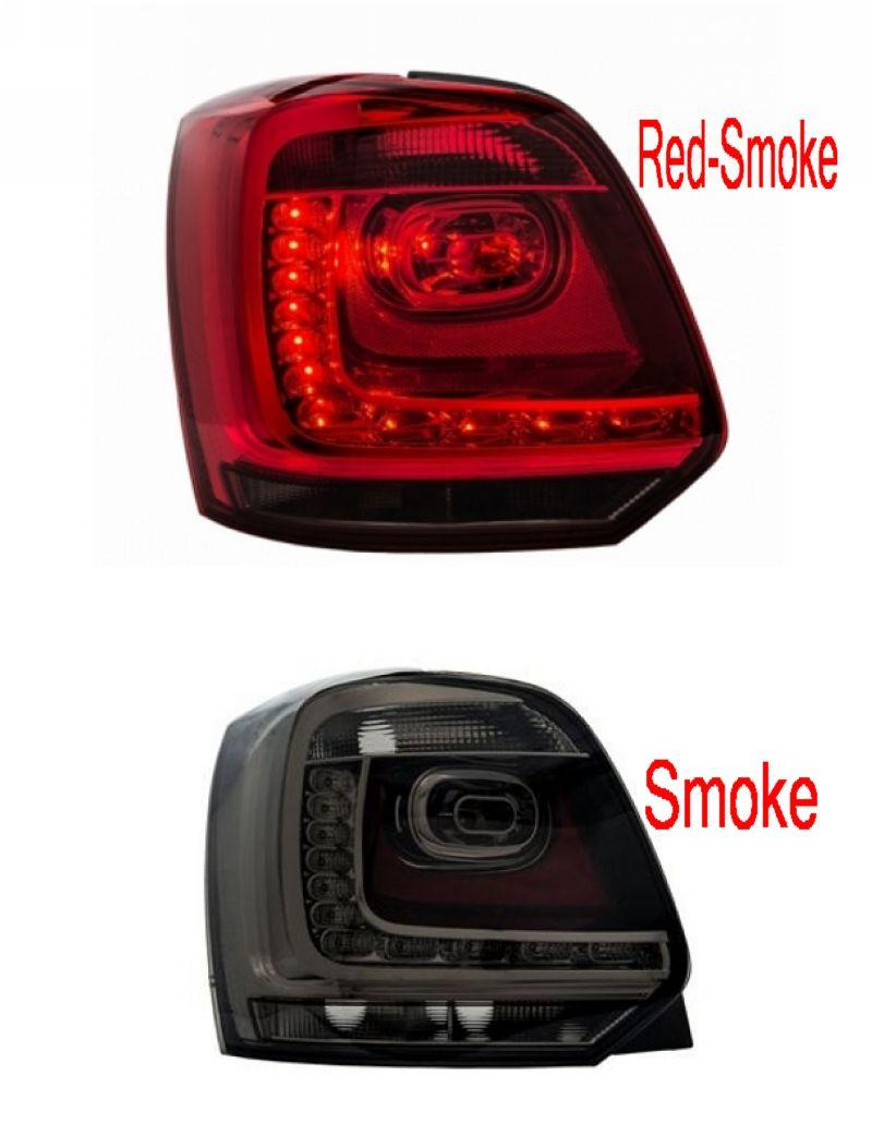EAGLE EYES VOLKSWAGEN POLO 09 LED Tail Lamp