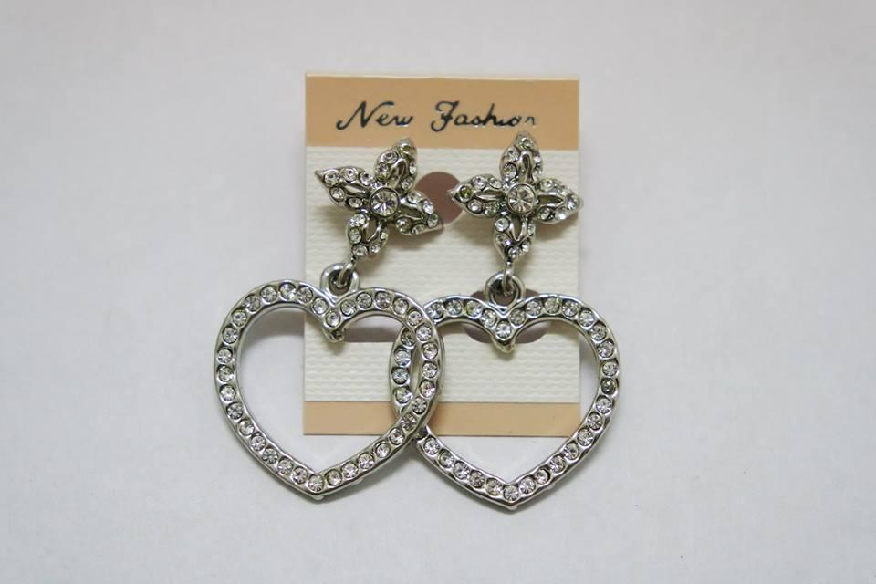 Earring - Lovey Diamond