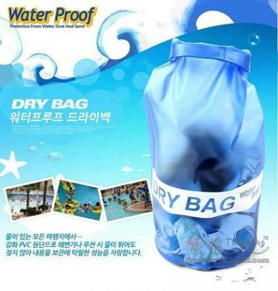 Easy Carry Waterproof Dry Bag to Carry iPad 3 Mini Note Diving Snorkel