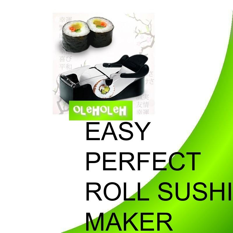 Easy Perfect Roll Sushi Maker As Seen On TV