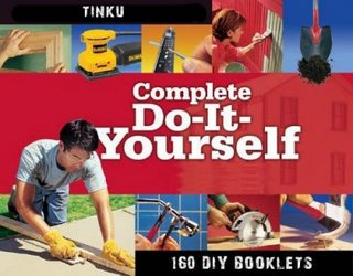 Ebook:Do It Yourself - 160 tutorials in PDF format