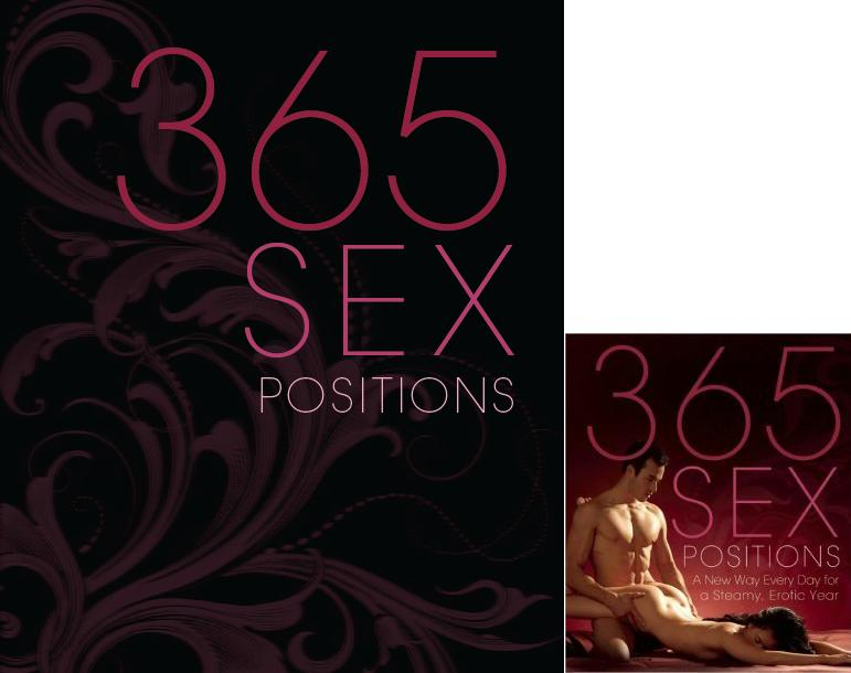 Ebook: 365 Sex Positions:A New Way Every Day for a Steamy, Erotic Year