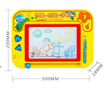 EBSCSK Magnetic Drawing Board Colorful Erasable Sketch