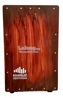 ECHOSLAP 100% Hand Made Cajon Solid Series