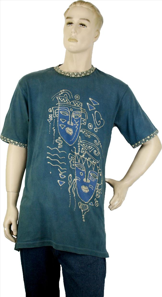 Eco friendly natural dyed batik t sh end 7 1 2017 12 00 am for Environmentally friendly t shirts