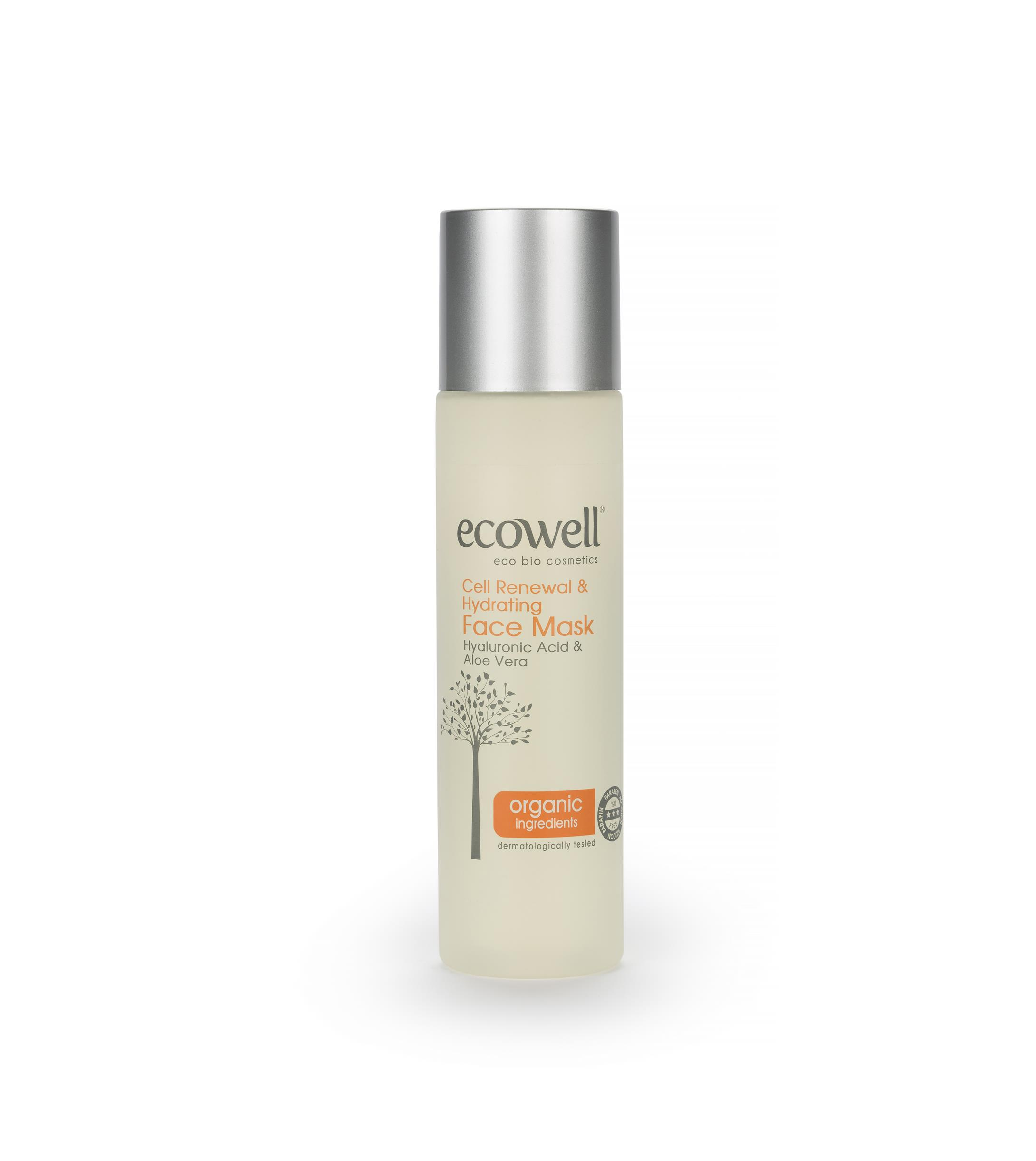 ECOWELL CELL RENEWAL & HYDRATING FACE MASK (150ML)