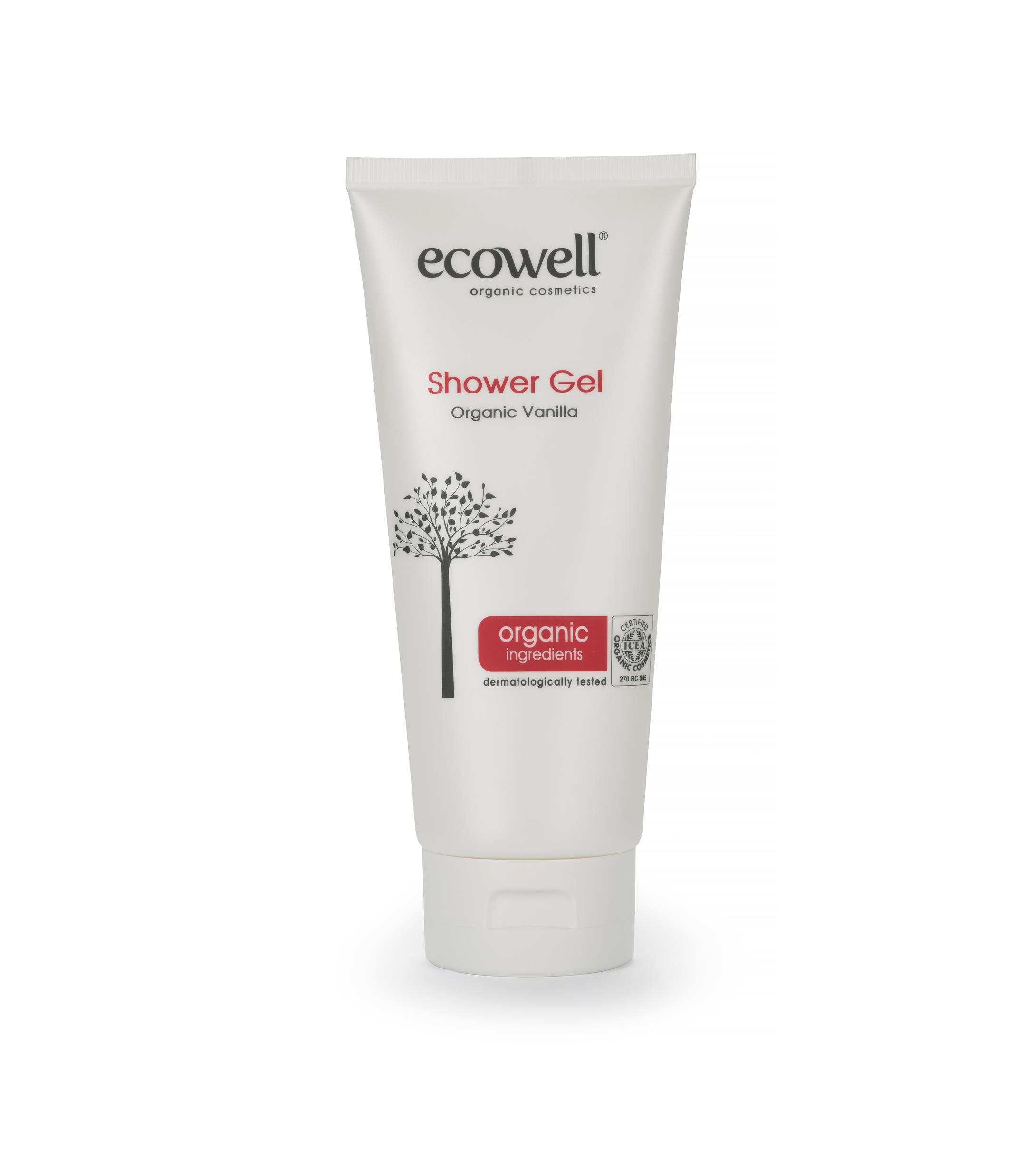 ECOWELL SHOWER GEL (200ML)