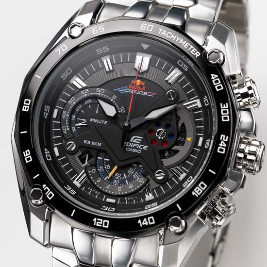 Men s Watches -    F1 Red Bull Racing    Casio Edifice EF-550RBSP ... 1af035b4a0c2