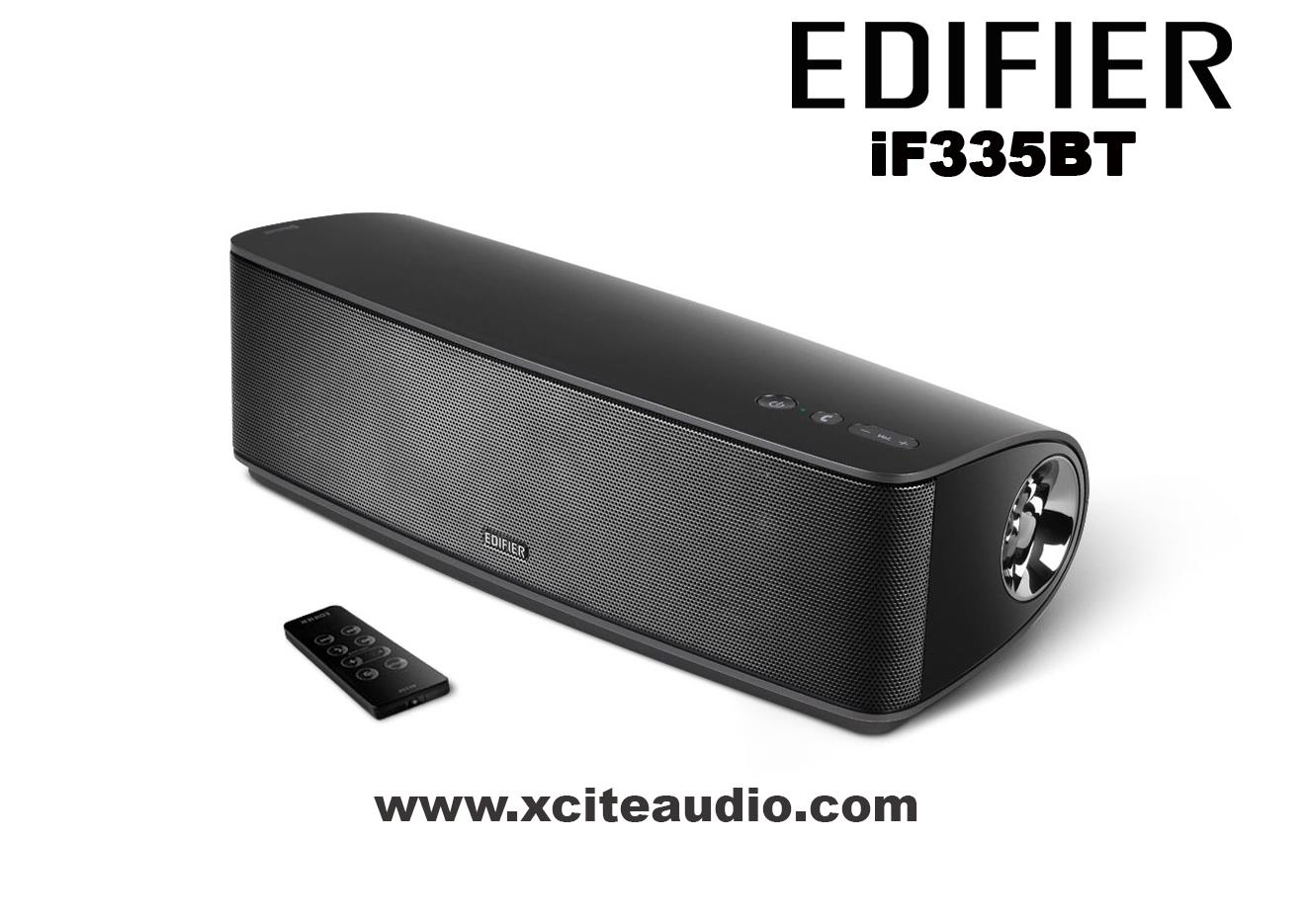 Edifier iF335BT 12W RMS Bluetooth with mic Speaker