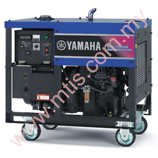 Edl11000e yamaha diesel generator 8kw end 3 2 2016 2 39 pm for Yamaha generator for sale