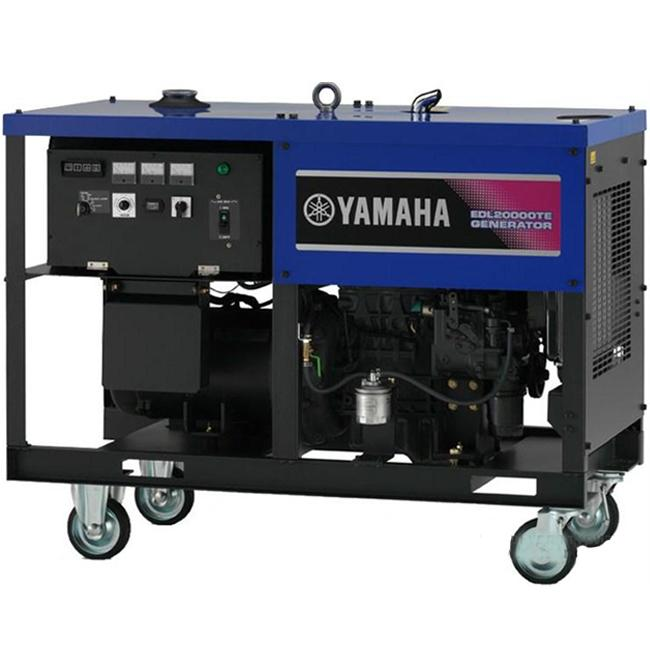 Edl20000te yamaha diesel generator 15 end 3 2 2016 2 39 pm for Yamaha generator for sale