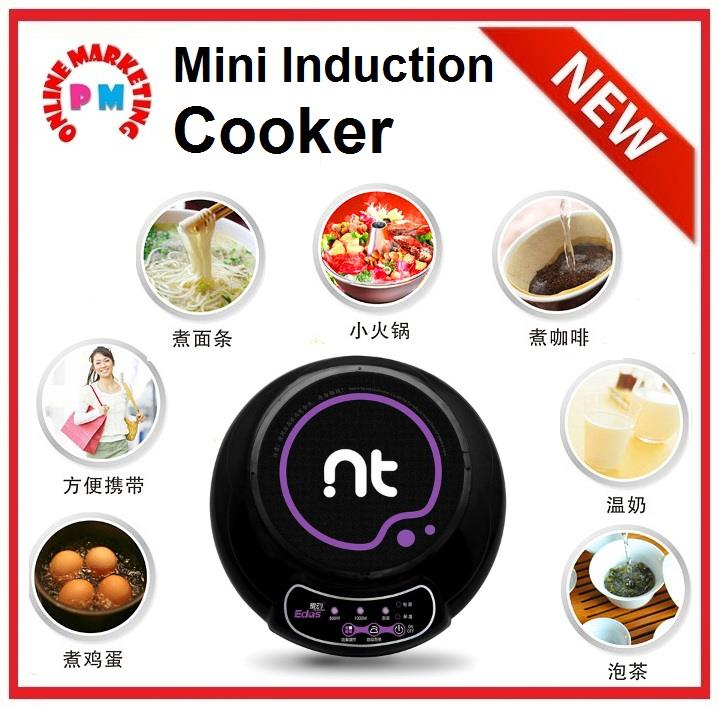 EDOS Mini Induction Cooker