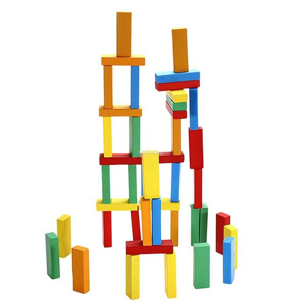 EDUCATION TOY BUILDING BLOCK BRICK FOR KID - 51PCS / SET