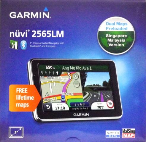 ~eGadget~ SALES!! NEW Garmin Nuvi 2565LM GPS + FREE Home charger!