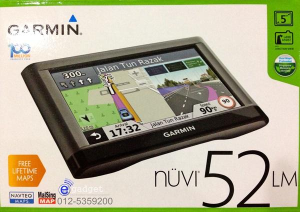~eGadget~ SALES!! NEW Garmin Nuvi 52LM GPS Navigator + 3 EXTRA GIFTS!!