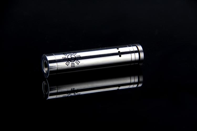 ego Electronic e cigarette Mechanical mod - Ba Gua Clone