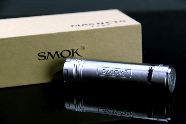 ego Electronic e cigarette Mechanical mod - SmokTech Magneto Telescope