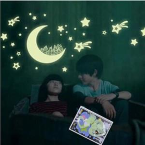 [EH975-17328] Kids' Favourite~ Fluorescent Wall Sticker