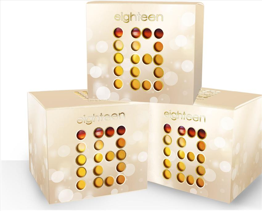 eighteen 18-Marine Collagen w/o Filler,Coloring,Preservative