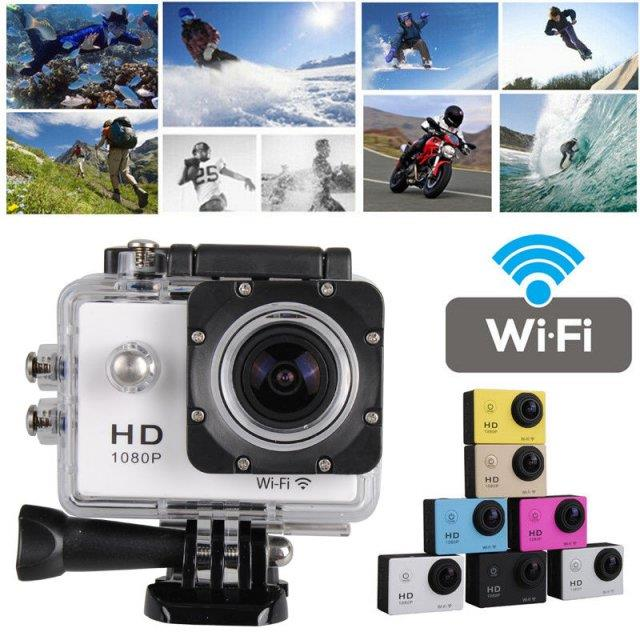 EKEN A7 4K WiFi Action Camera Waterproof Sport Camera CAR DVR SJCAM