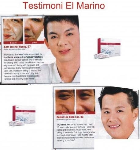 El Marino Award Winning Collagen Drink for Male & Female