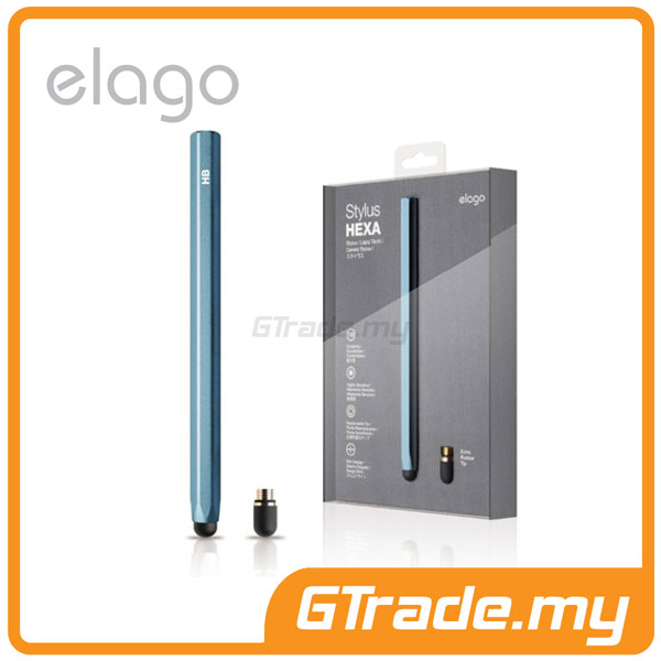 ELAGO Stylus Hexa |Apple iPhone 5S 5 iPad Air Mini Retina-Indigo